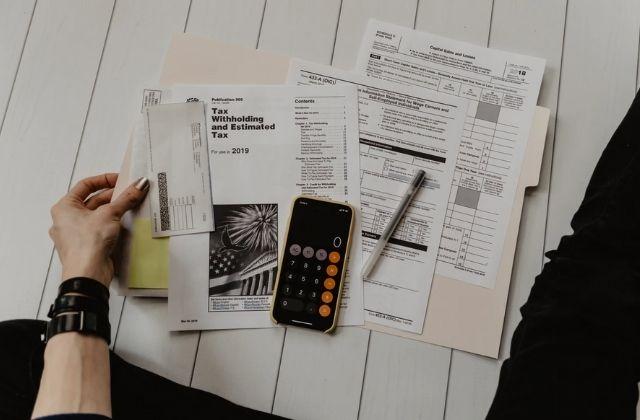 Los impuestos estatales son parte de los tipos de pagos que realizarás