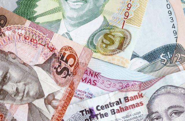 Precio de dólar bahameño