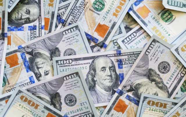 Esta es la cotización de dólar a pesos