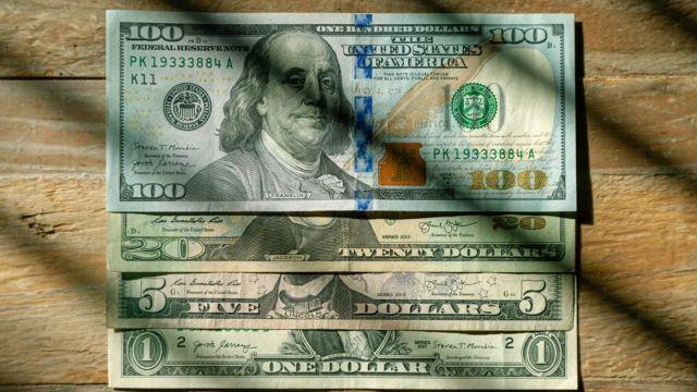 Precio del dólar para miércoles