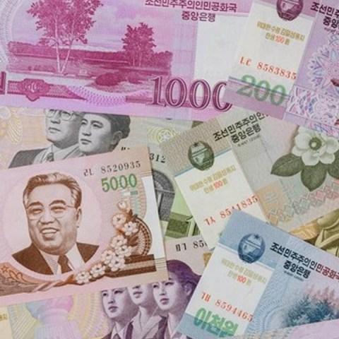 Tipo de cambio en Corea del Norte