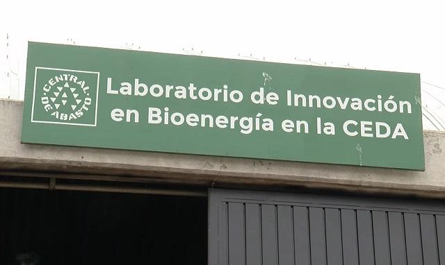 El proceso se lleva a cabo en la Planta de Biodiésel de la Central de Abasto