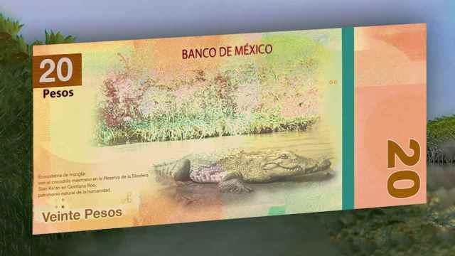 Estos elementos harán que el nuevo billete de 20 pesos se venda muy caro en internet