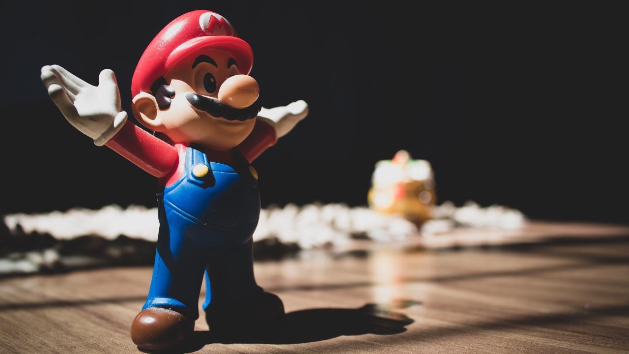 Super Mario 64 subasta