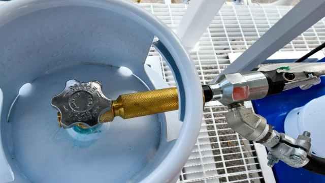 El diseño del primer lote de tanque de Gas Bienestar es sencillo y fácil de identificar