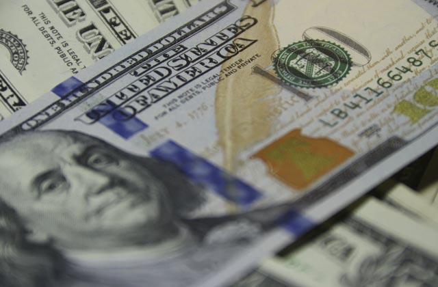 A cuánto está el dólar en jueves