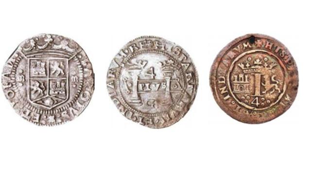 Primeras monedas en méxico