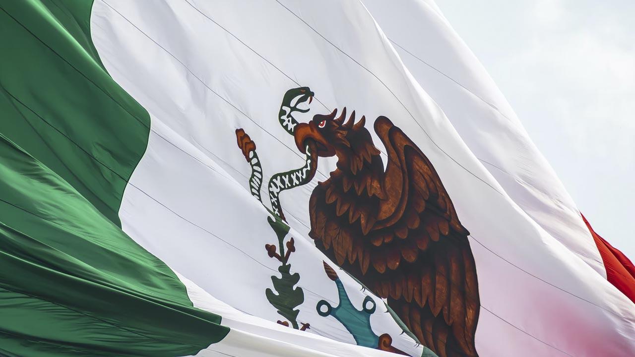 Se debe usar la bandera con respeto