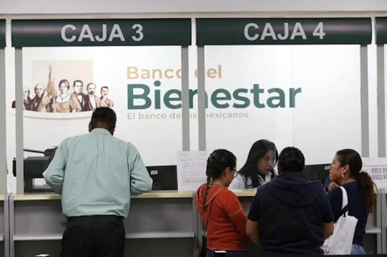 AMLO destaca la apertura de mil 64 sucursales del Banco del Bienestar