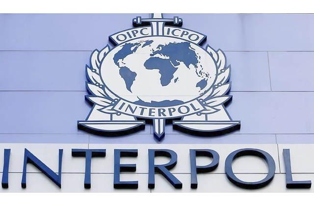 búsqueda de deuda por interpol