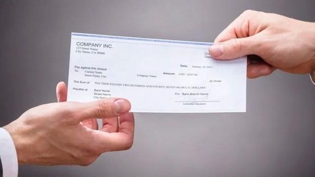 Los cheques han dejado de usarse