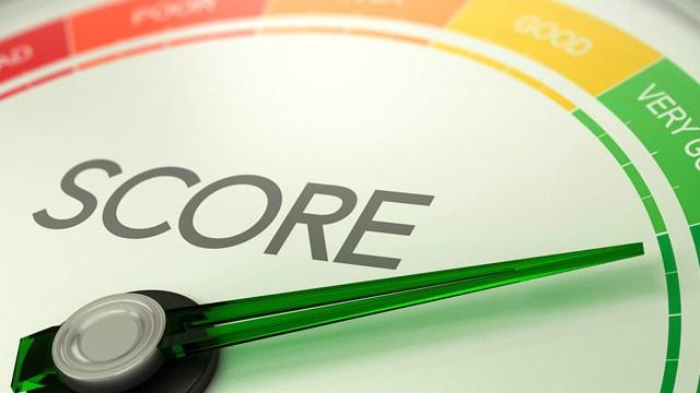 El score determina tu calificación