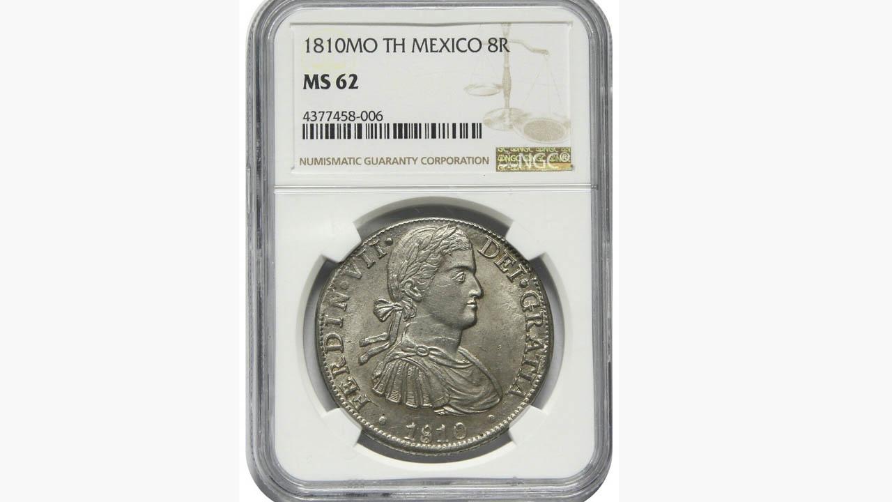 Esta moneda es de plata pura