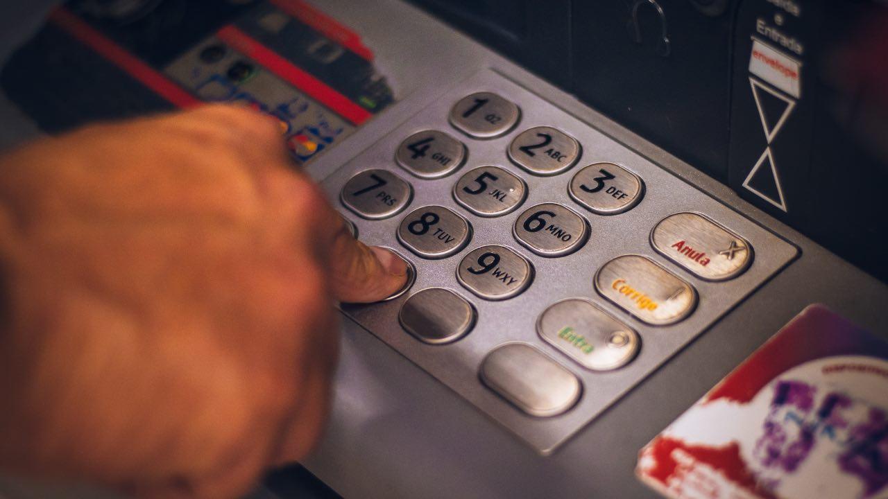 Nip tarjeta de crédito