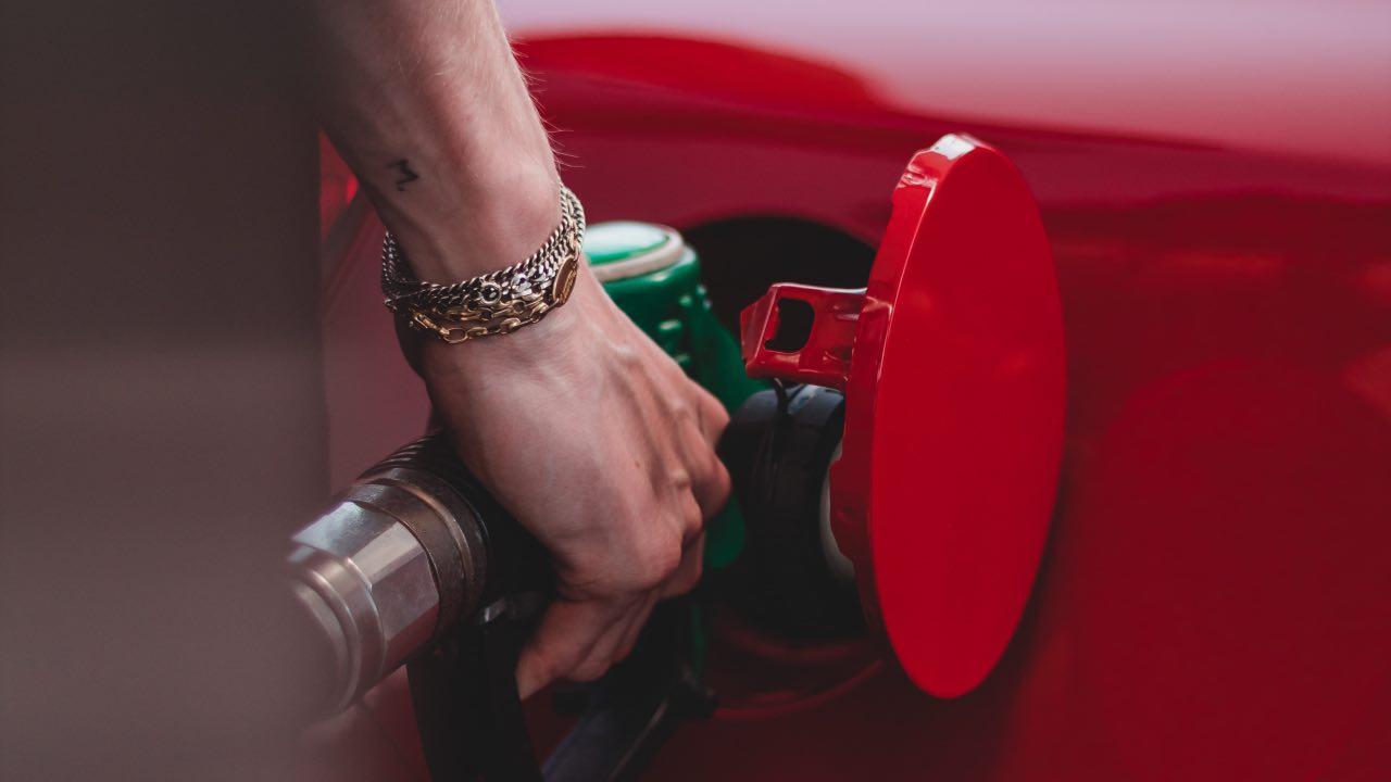 gasolina pago con tarjeta