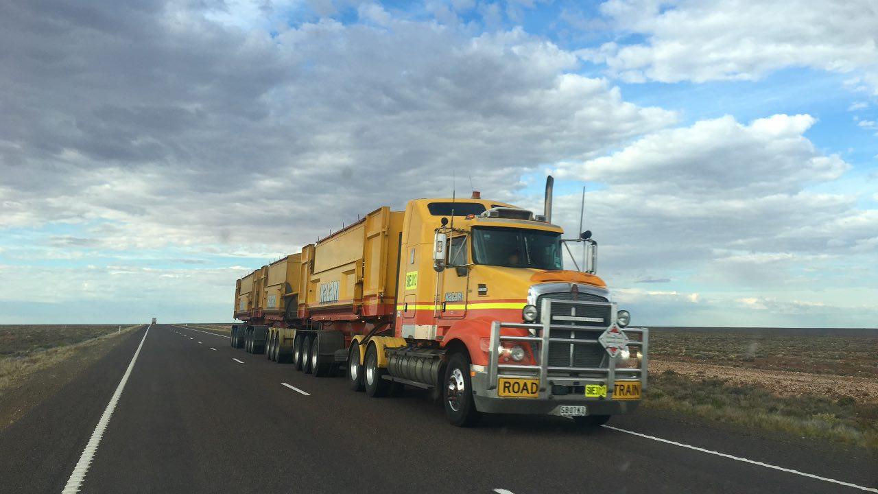 trabajo conductor camiones