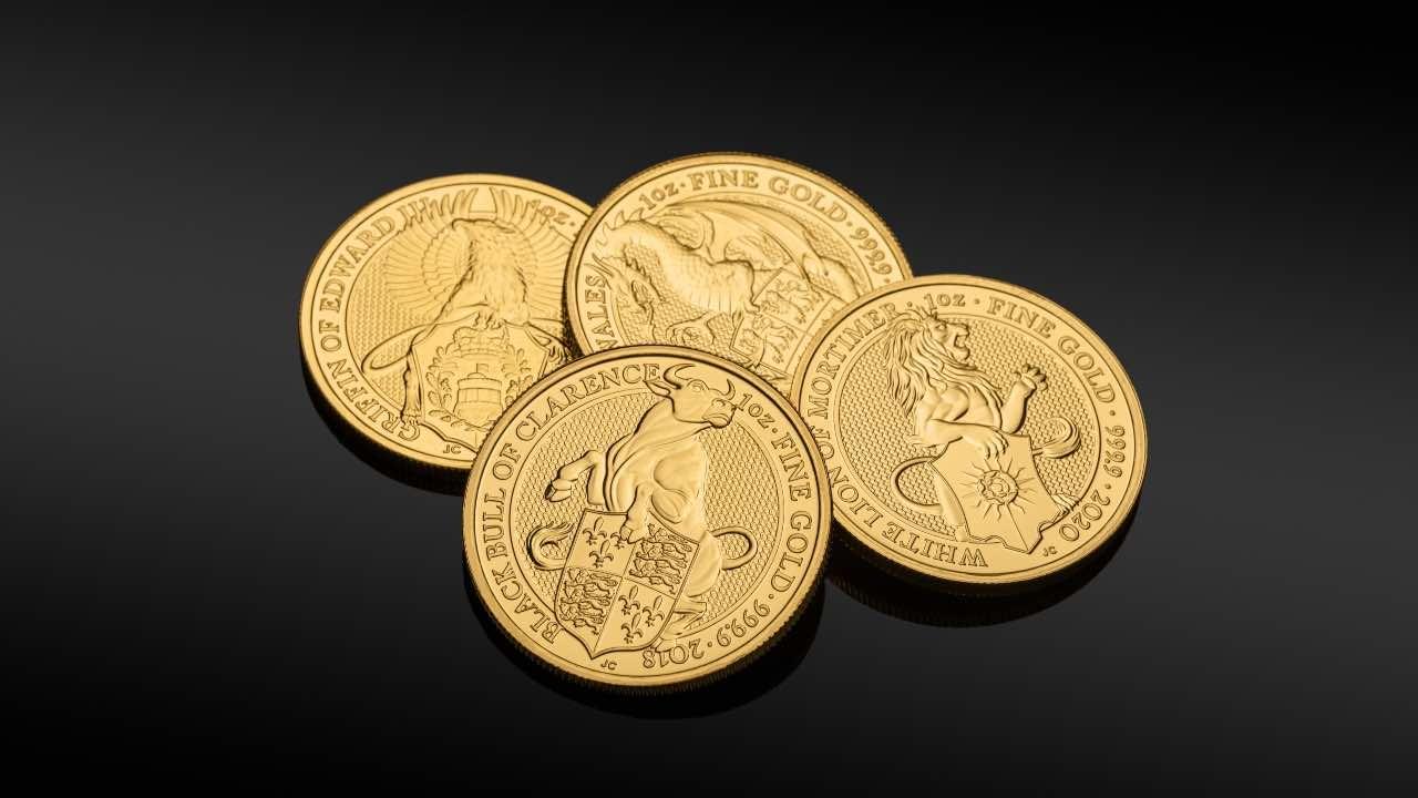 Existen diversas piezas en Casa de Moneda que puedes adquirir