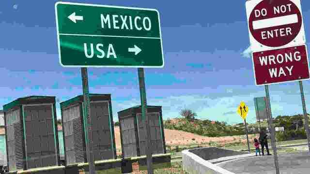 Estados Unidos abrirá frontera a México para viajes no esenciales