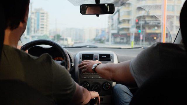 licencia de conducir vencida