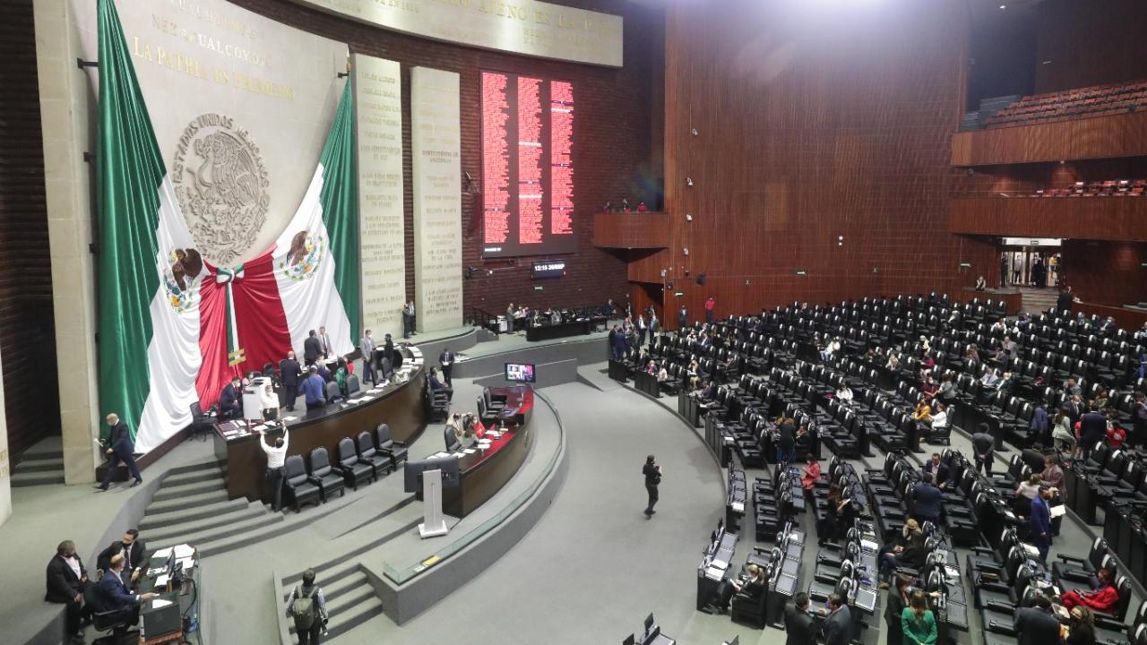 Diputados aprueban Ley de Ingresos de la Federación, pasa al Senado