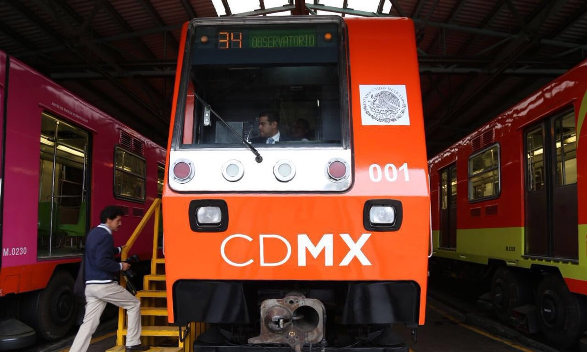 El metro de la CDMX cancela paro.