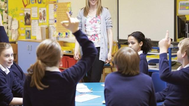 Esta beca ayuda a estudiantes de primaria y secundaria