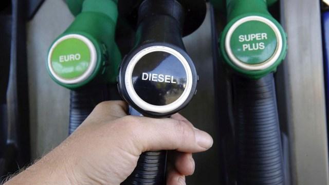 Si echas diésel se daña tu auto