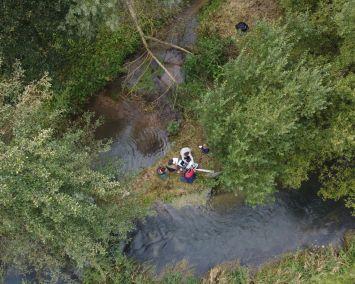 Fécamp rivière prélèvements ISTOM
