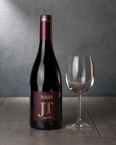 Packshot bouteille de vin : Domaine de Nages