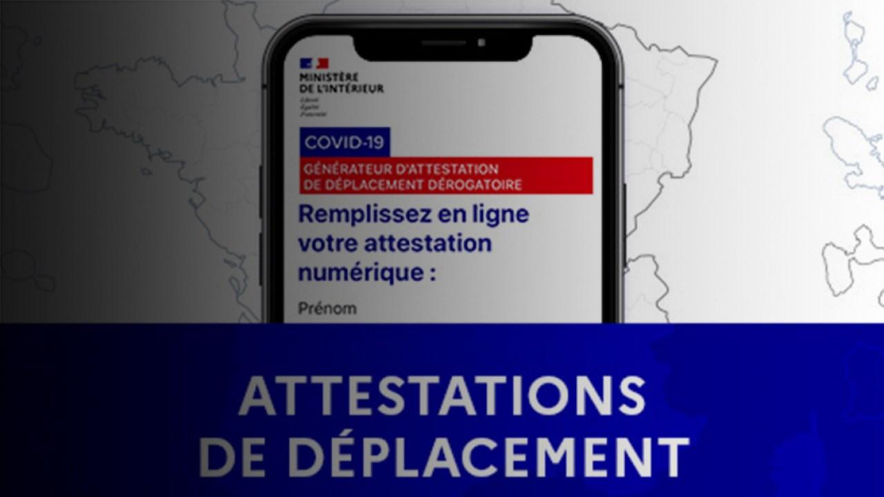 Attestations De Deplacement Mode D Emploi Oise Hebdo