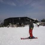 生涯2回目スキーで山頂制覇のボウダー鳥谷部くん