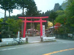 妙義 中之嶽神社