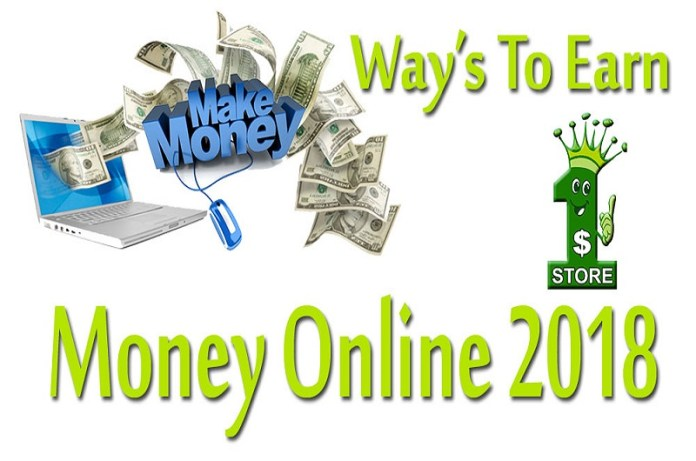 how to make money online2018; easy ways to make money online; oispice.com;