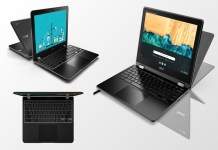 Acer announces Chromebook 512 and Chromebook Spin 512