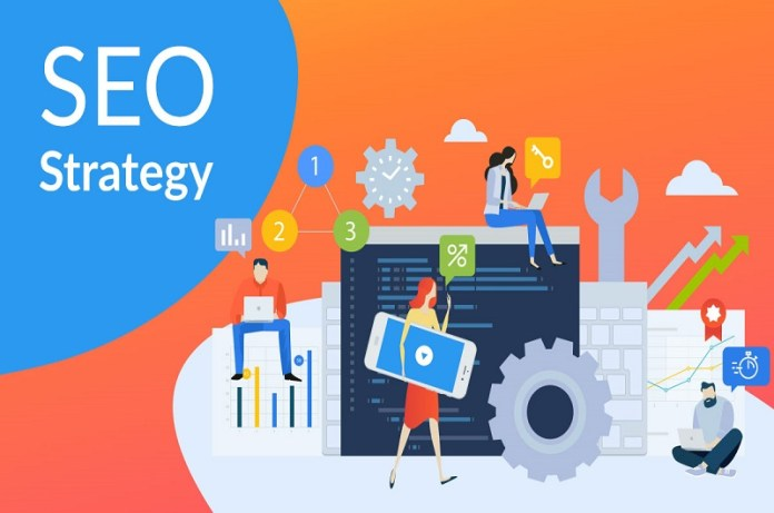 SEO Strategy Guide for 2019 to rank website on the first page of Google