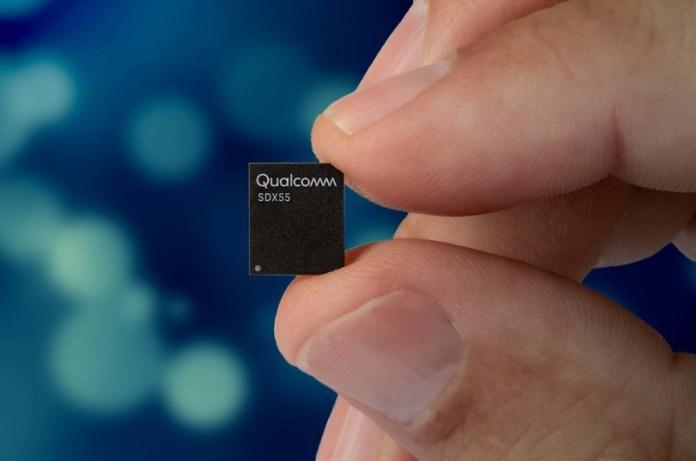 Qualcomm announce New 5G chip X55