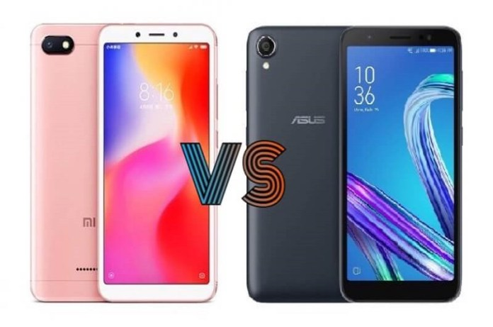 Compare between Xiaomi Redmi Go vs Nokia 1 Plus vs Asus Zenfone Live L1