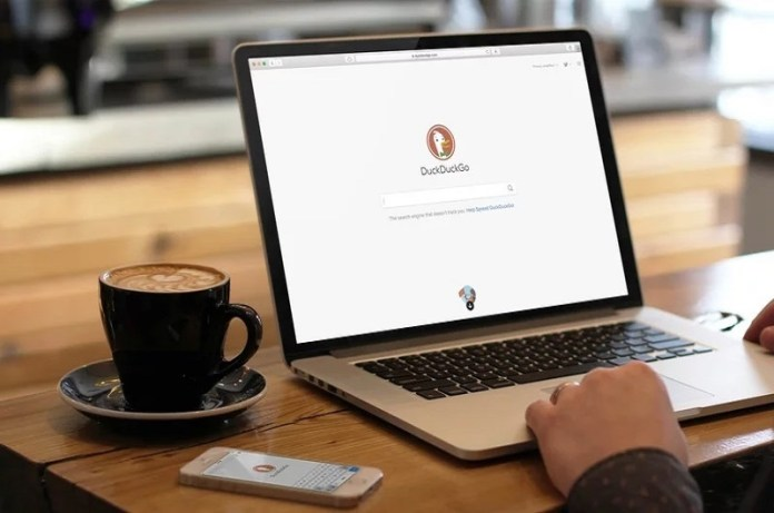 DuckDuckGo Search Engine Privacy Focused is Added by Google Chrome Browser
