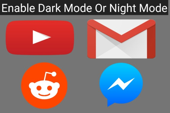 Enable Dark Mode for All Your Favorite Apps