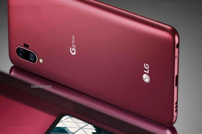 LG G8 ThinQ Price Revealed and Pre-Orders Start from March 15