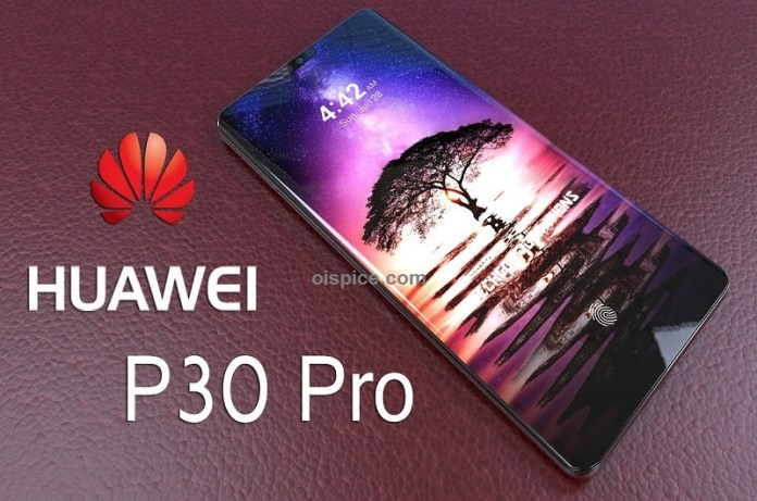 New Huawei P30 Pro Smartphone Specifications Leaked with 10x zoom camera