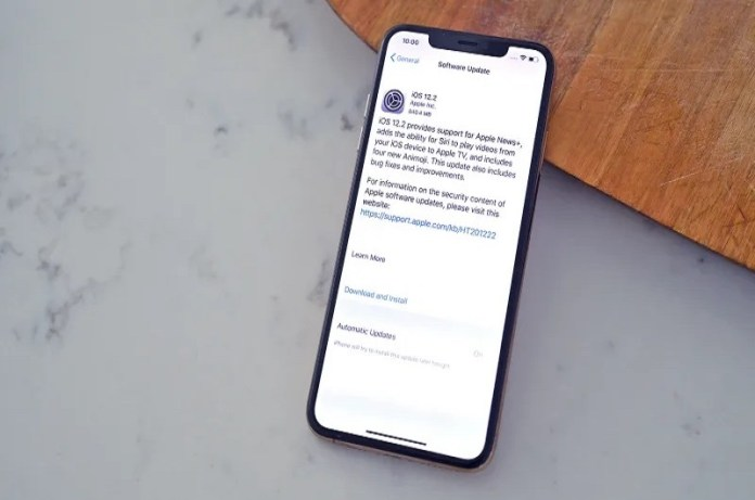 Update iOS 12.2 Right Now to Fix More Than 50 Security Issues