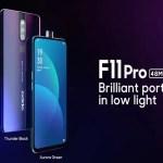 oppo F11 Pro Smartphone