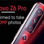Lenovo Z6 Pro full Specifications in details