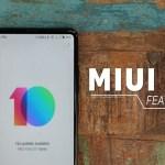 MIUI 10 Global Beta ROM Updates