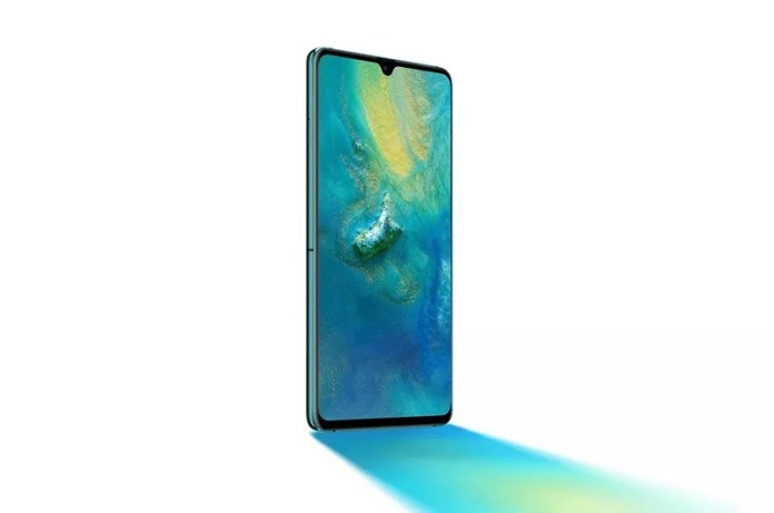 Compare with Huawei Mate 20 X 5G and Mate 20 X