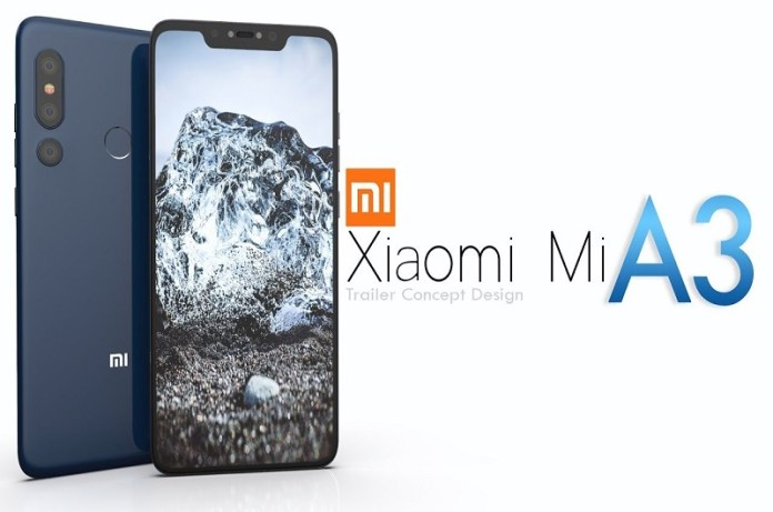 Xiaomi MI A3 Smartphone Specification and Futures