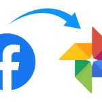 Facebook transfer images to Google Photos