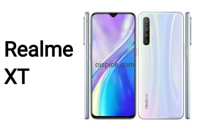 Realme XT camera phone in 2020