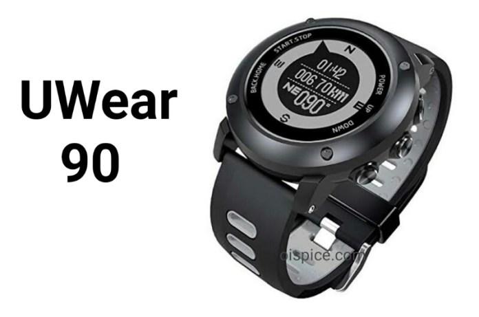 UWear 90 smartwatch